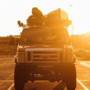 Ford E350 Off-road camper van project