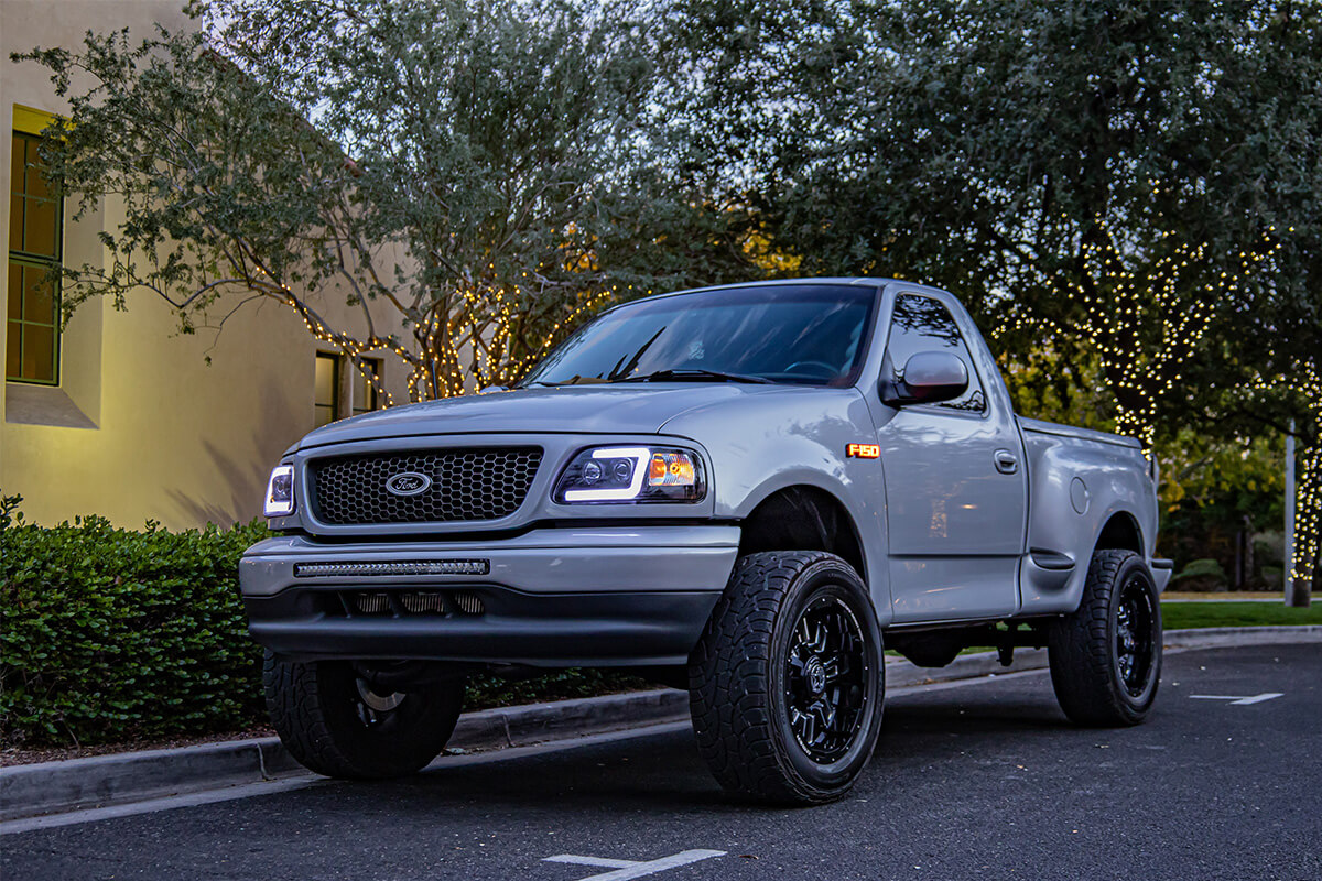 Modified ford f150