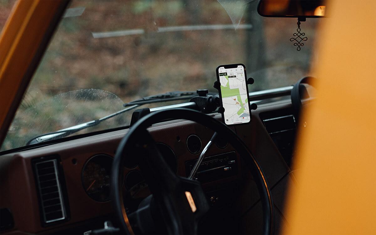 GMC van steering wheel