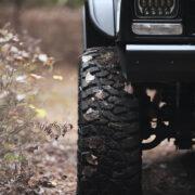 Jeep Cherokee XJ LED Audexen headlights