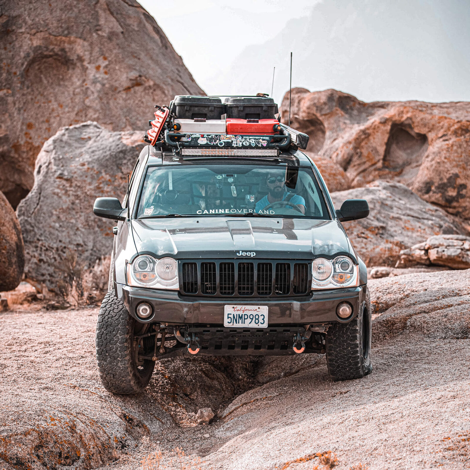 2005 Jeep Grand Cherokee – the Master of Challenging Roads