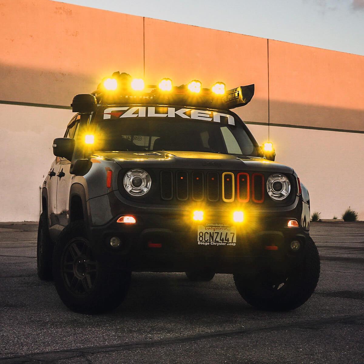 Baja designs lighting LED lightbar
