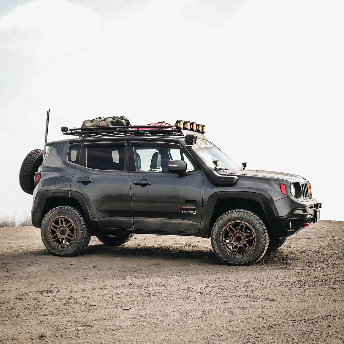 Jeep Renegade Snorkel
