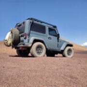 R17 33's BFGoodrich km3 mud terrains tires