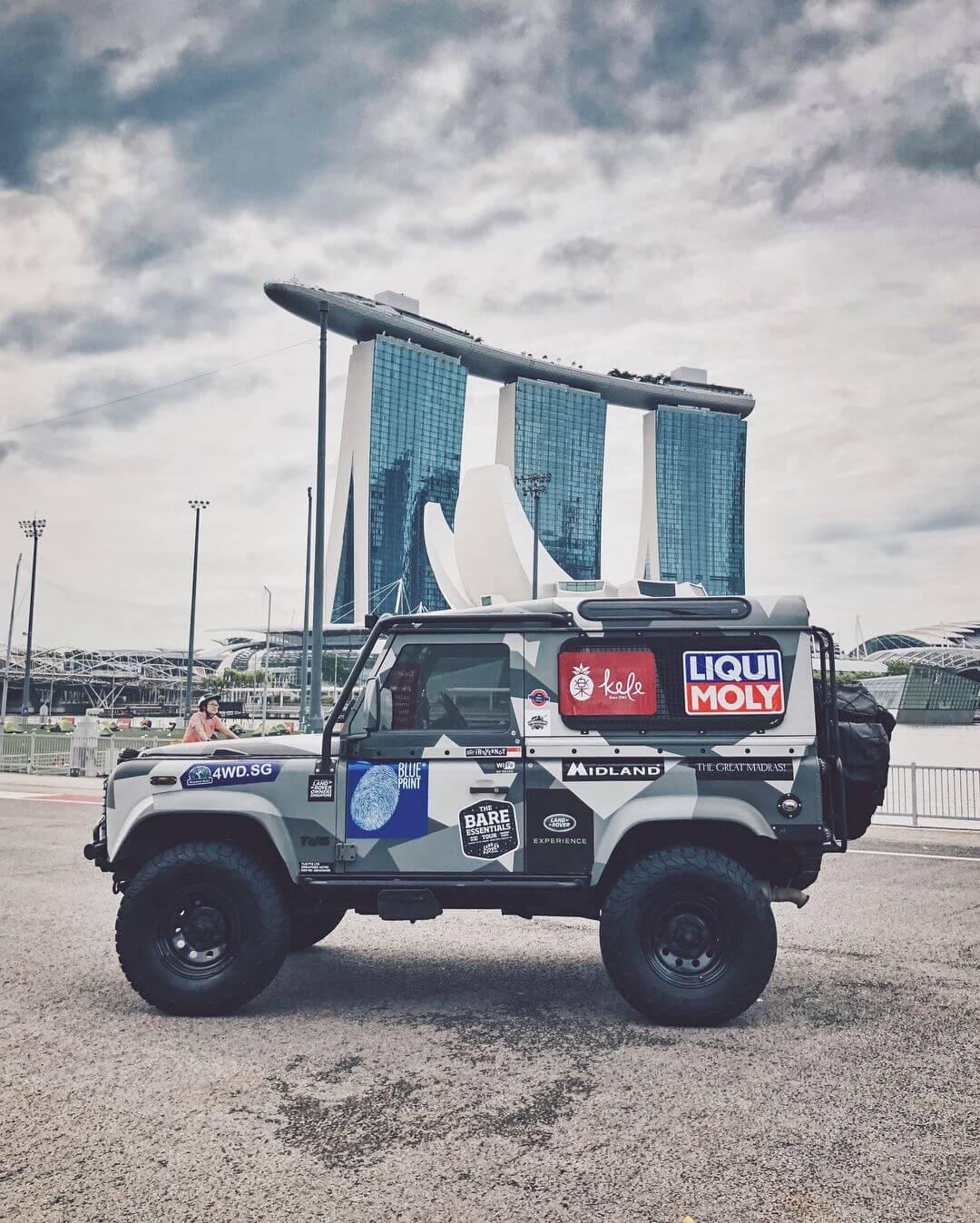 Land Rover Club of Singapore