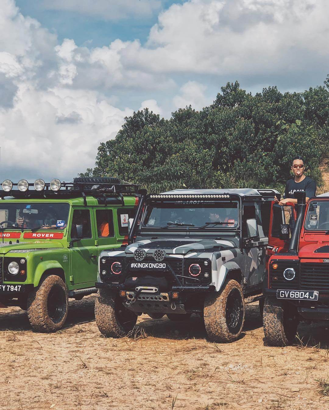Land Rover Owners Singapore (LROS)