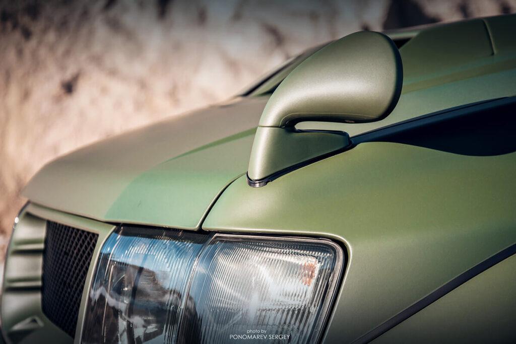 Mmc Mitsubishi Pajero Evolution Hood mount jdm mirrors