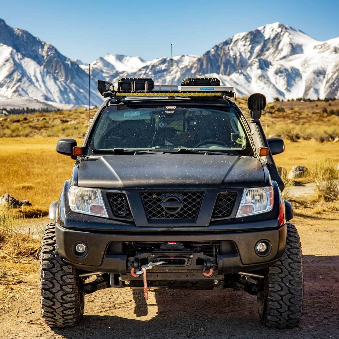 2010 Nissan Frontier Overland Project – Always Ready for New Adventures