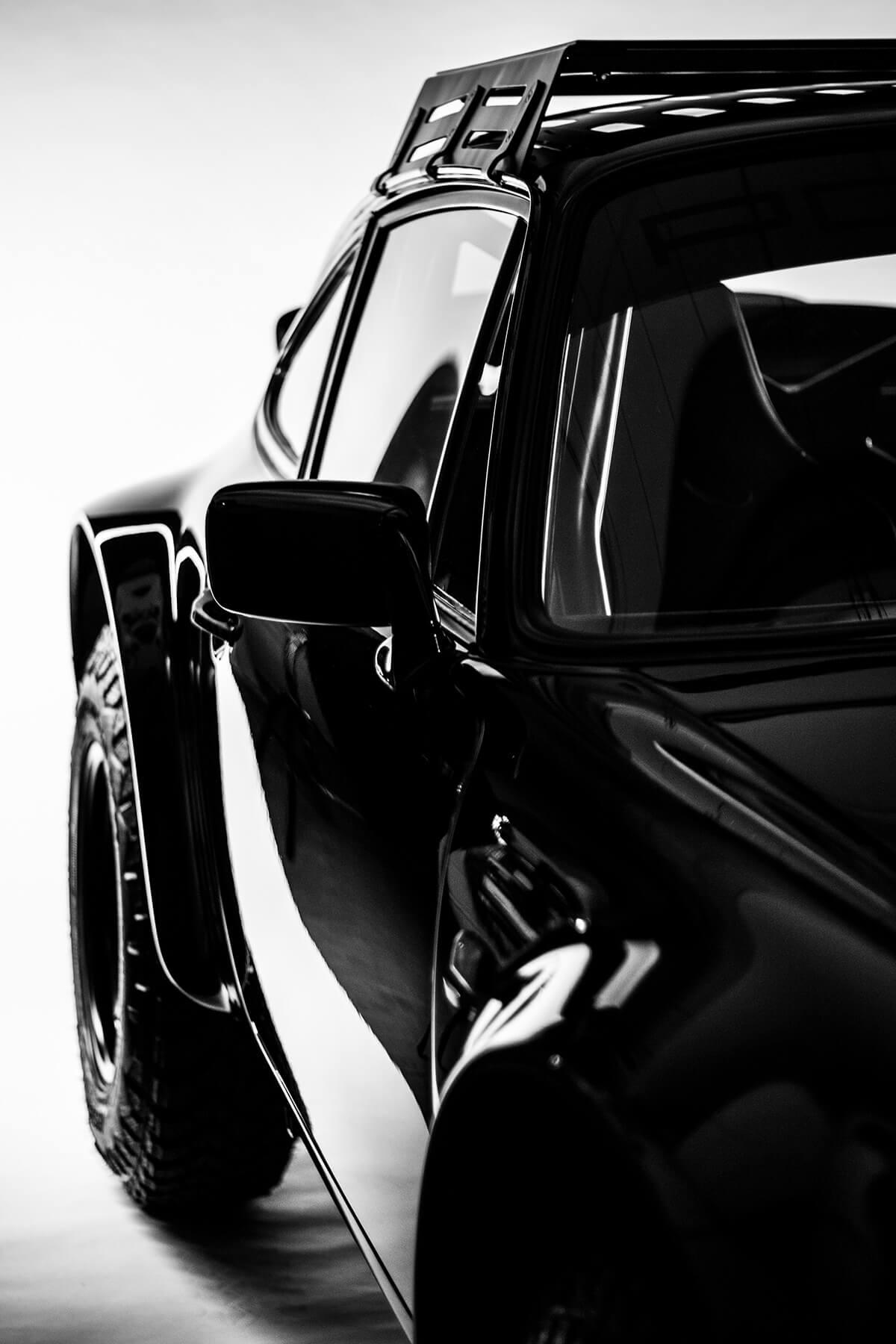 Porsche 911 Resto mod