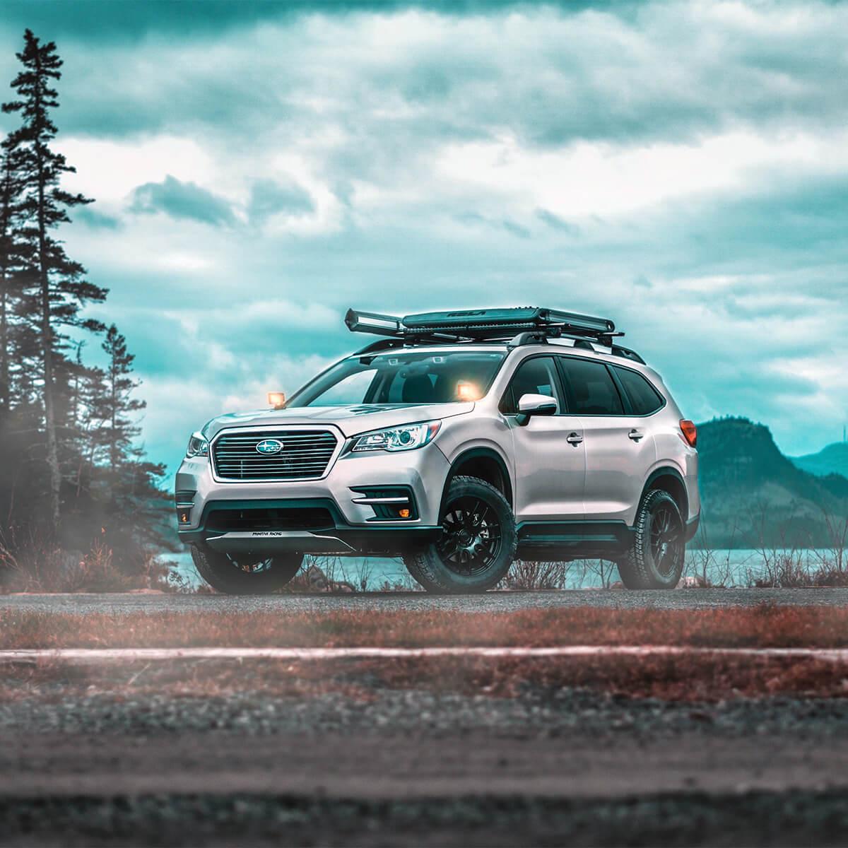 Subaru Ascent 1.25″ Spring Lift Kit from Primitive Racing