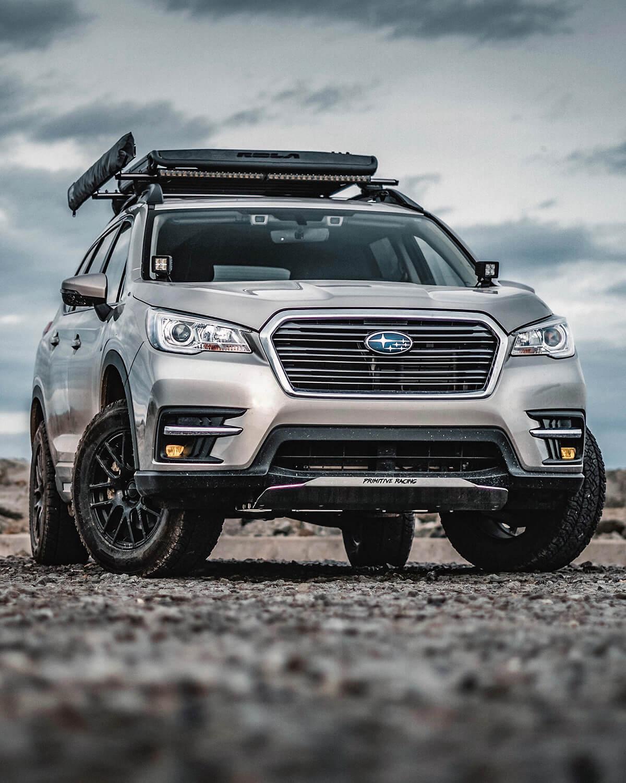 Subaru Ascent BrightSource 2 X 20″ Titanium LED Light bars