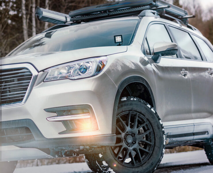 Lifted 2020 Subaru Ascent – Family Overlander to Conquer Off-road Trails
