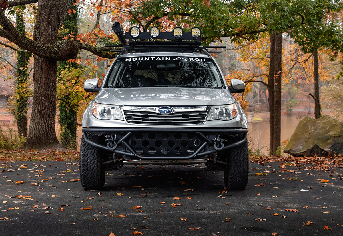 Lifted 2010 Subaru Forester – the Source of Enjoyment on Roads Less Traveled