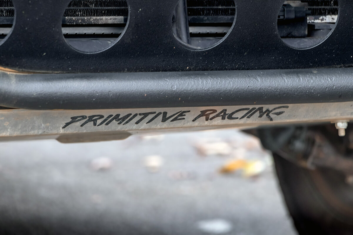 Primitive racing off-road parts