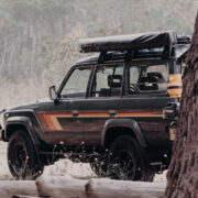 1988 Toyota Land Cruiser HJ61 VX
