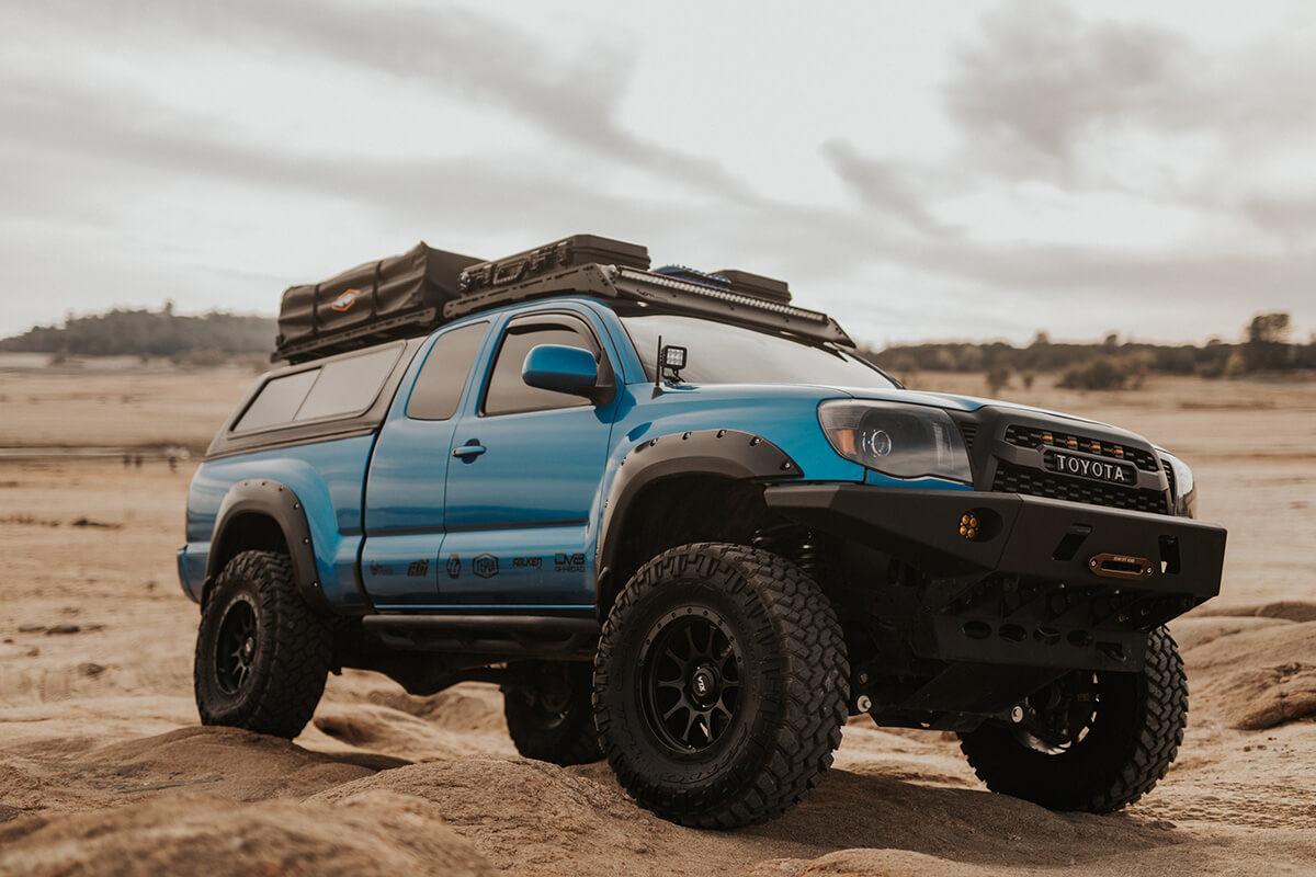 Dv8 offroad front bumper
