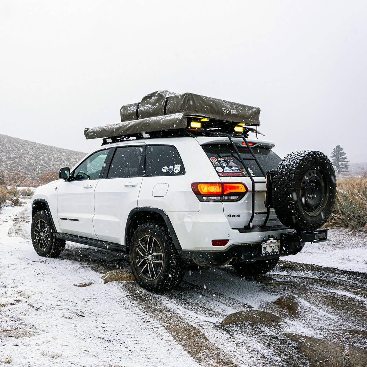Jeep grand Cherokee Roof rack