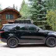"""2017 Land Rover Discovery 2"""" Lucky8 Off Road's lift rod kit"""