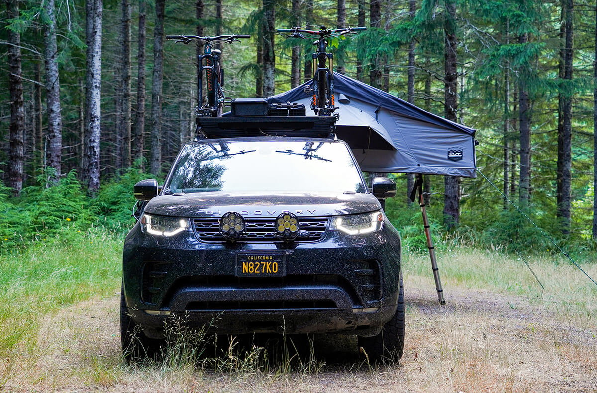 Frontrunner outfitters roof rack
