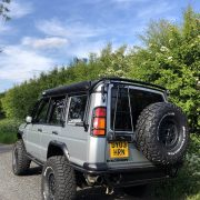 Full body armour from Dirtmonkey offroad LR Dicovery