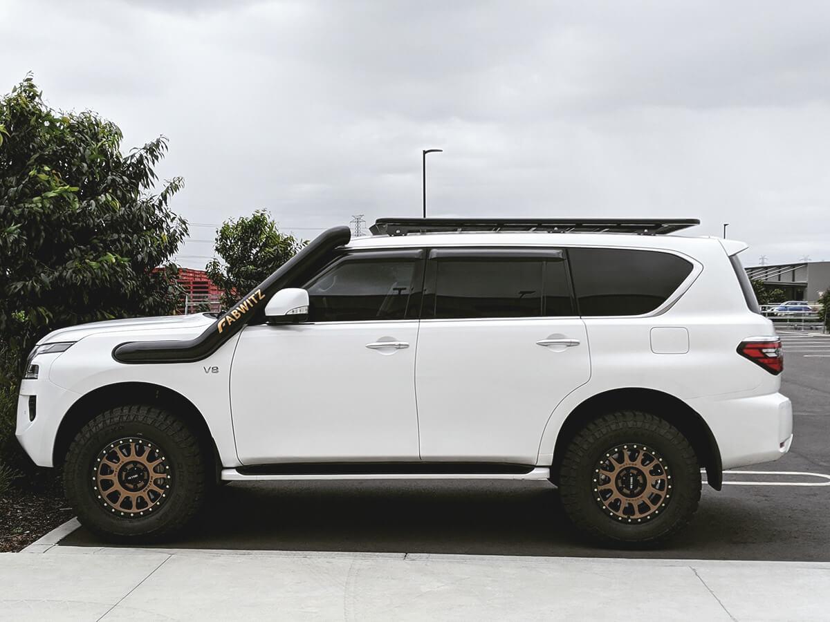 2019 Nissan Patrol Y62 2 inch Lift Infiniti QX80, QX56, Armada