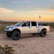 2005 Nissan Titan Prerunner with LS swap – Built for Fun Times in the Dunes