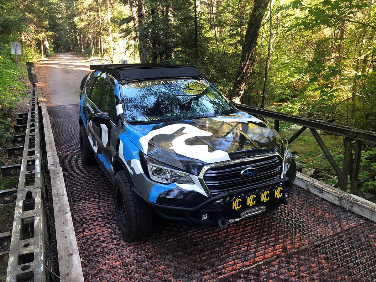 Roof Rack for Subaru Ascent – Prinsu Design