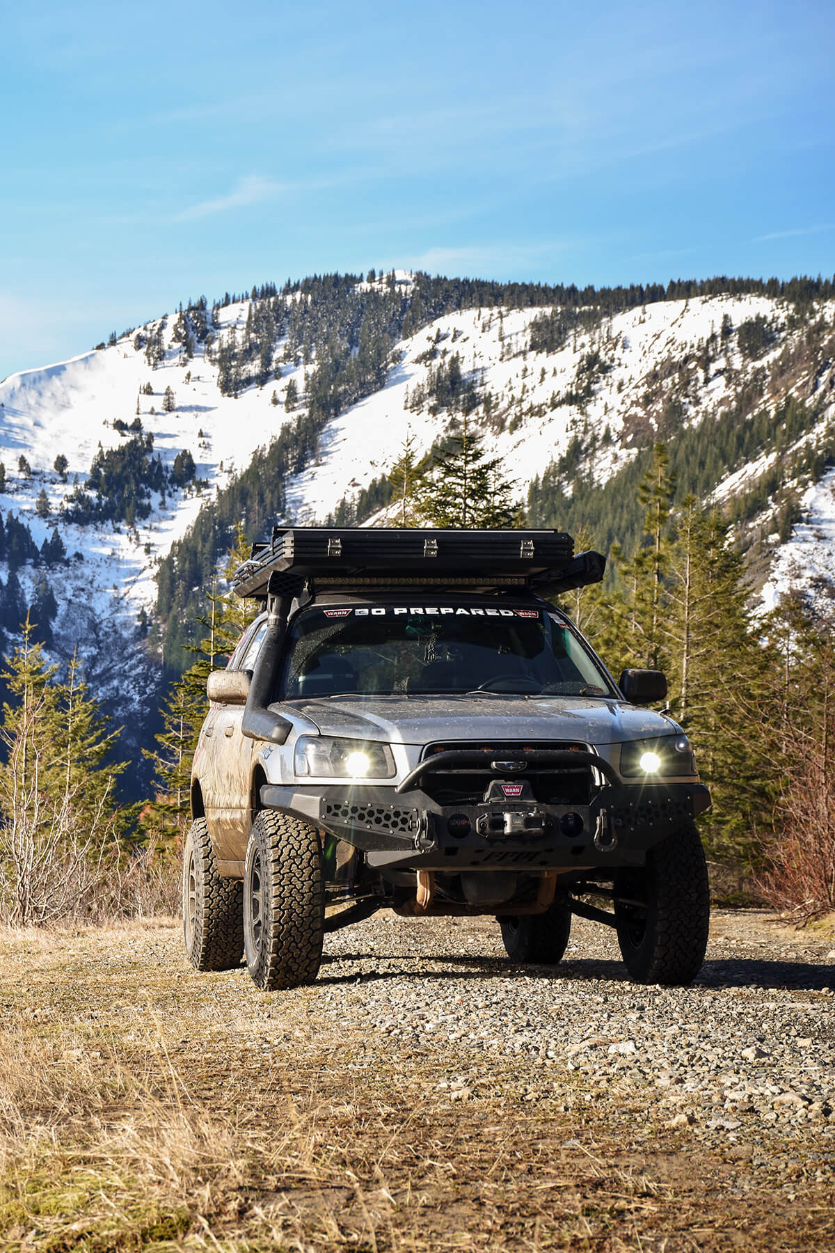 How To Turn A Subaru Forester Xs Wagon Into A Lifted Off Road Rig