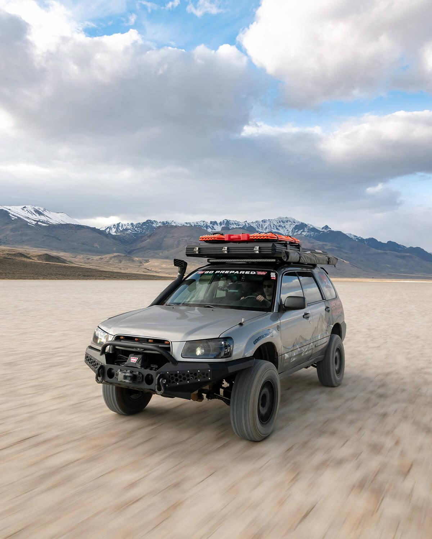 2d Gen Subaru Forester Overland build