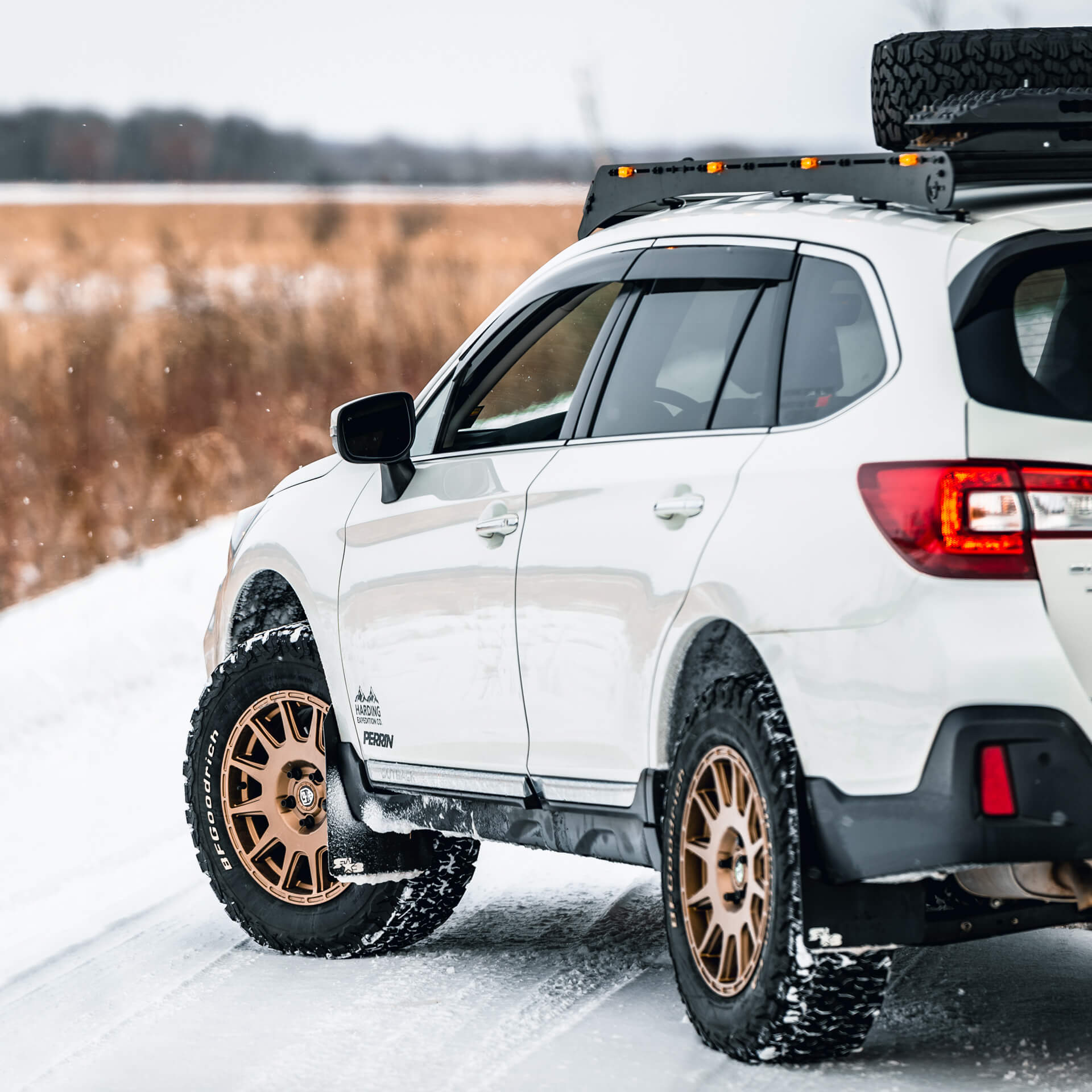 Lifted 2019 Subaru Outback With Overland-Style Mods & Upgrades