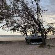 Camping and off-roading in Suzuki Samurai / Sierra - Australia