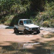 Suzuki Samurai / Suzuki Sierra off-roading in Australia
