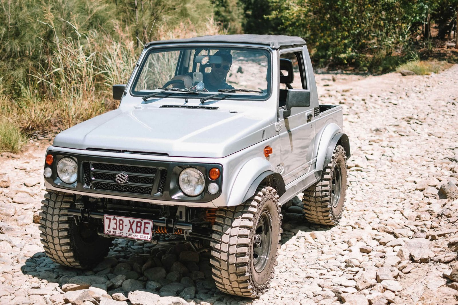 1997 Suzuki Sierra SJ80 – a Lot of Off-Road Fun in a Tiny Package
