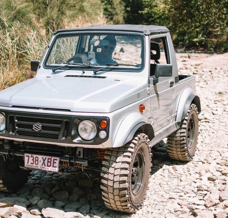 1997 Suzuki Sierra SJ80 – a Lot of Off-Road Fun in a Tiny Package