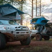 2004 4Runner Overland project build