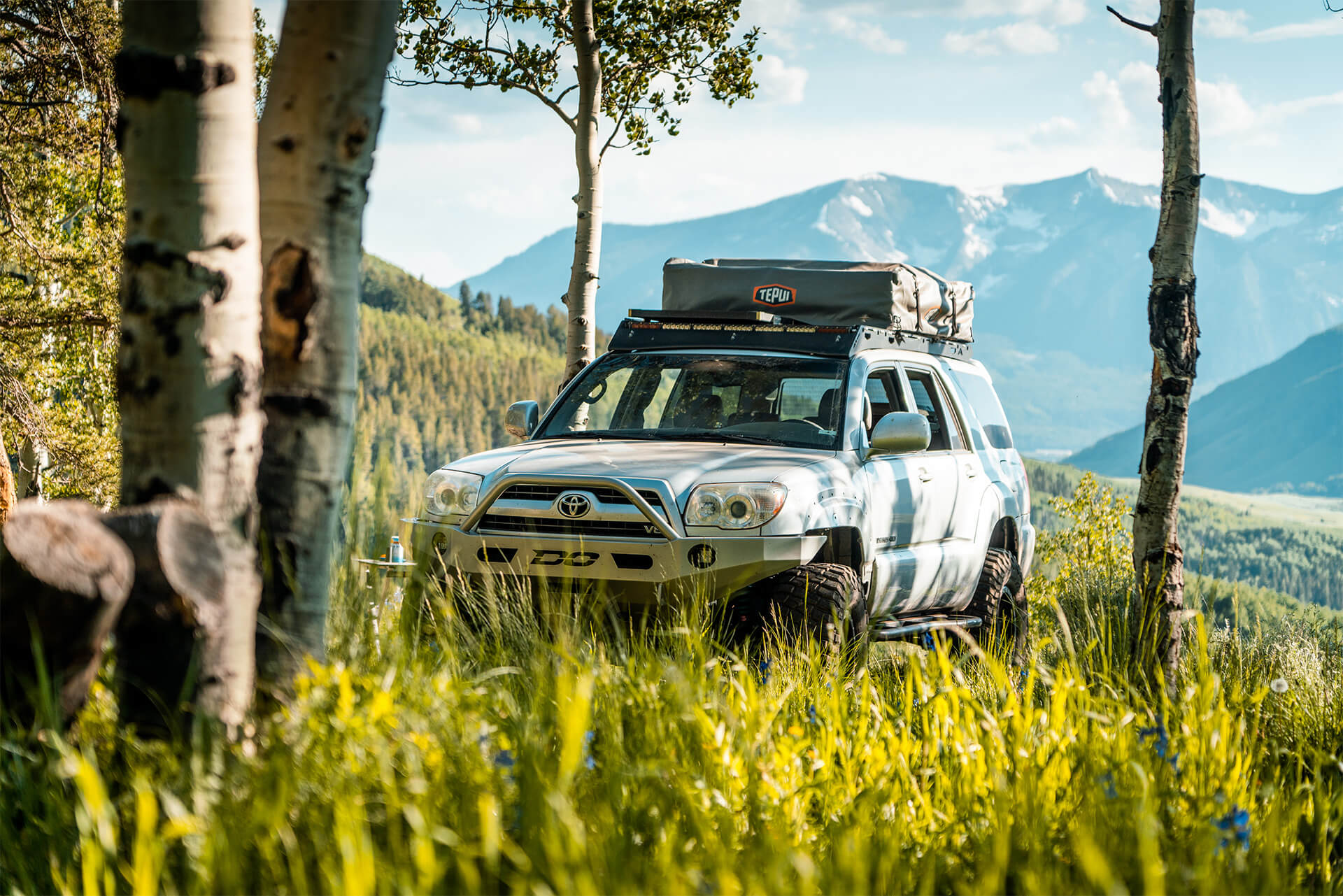 Lifted 2004 Toyota 4Runner on 35s – Built for Wheeling in the Mountains