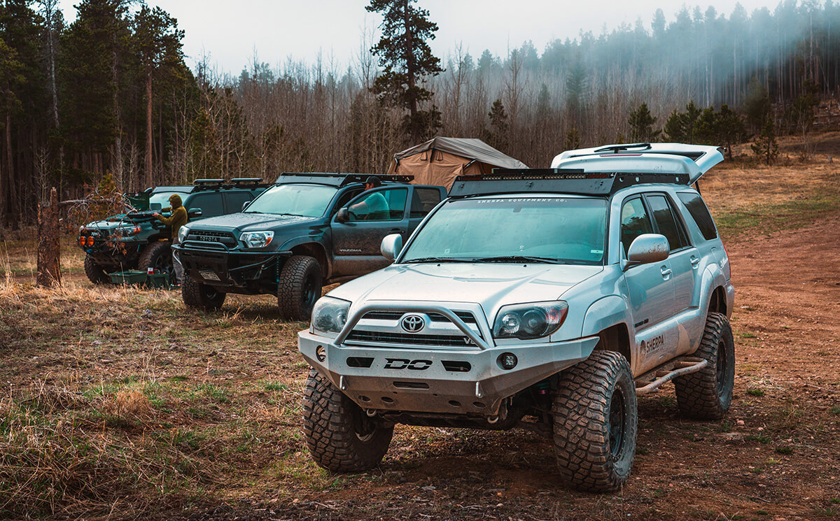 Toyota 4runner Mods Off Road Accessories Build Reviews 3rd 4th And 5th Gen 3rd 4th And 5th Gen