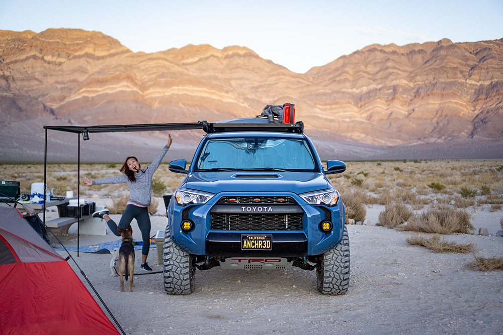 Front Runner Outfitters 3/4 roof rack